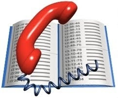 Lista telefônica